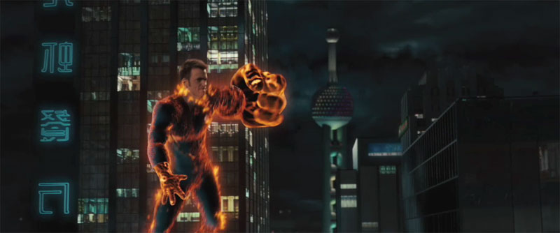 Fantastic Four: Rise of the Silver Surfer – Final Trailer
