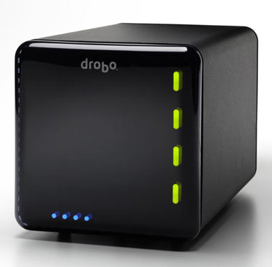 Drobo - The Storage Robot