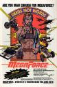MegaForce Membership Comic Book Ad