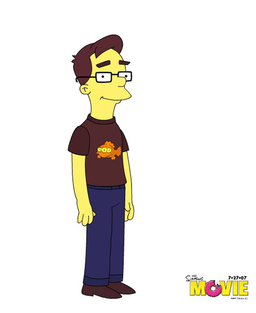 allaboutduncan (Phillip) as seen on the Simpsons