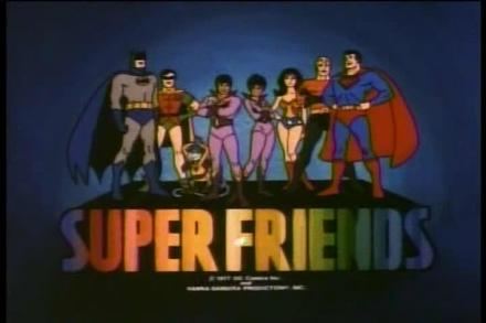 All New SuperFriends Hour Show Title