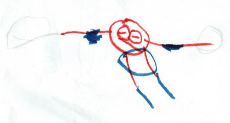 Spider-Man By Carter - Age 4