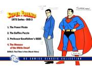 SuperFriends 1973 DVD 1 Menu