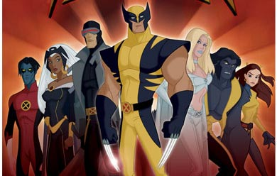 Wolverine and the X-Men Promo Image