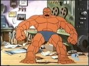 Thing from The Thing Cartoon