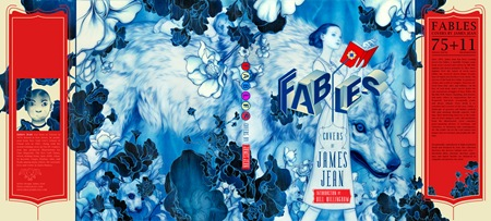 Fables Collection Cover by James Jean