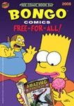 Bongo Comics Free-For-All