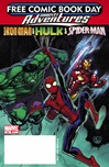 Marvel Adventures - Spider-Man, Iron Man, and Hulk